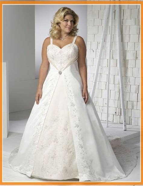 Cheap Plus Size Wedding Dresses   plus size wedding