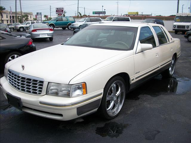 Used Cadillac Deville 50th Anniversary Edition 1999 ...