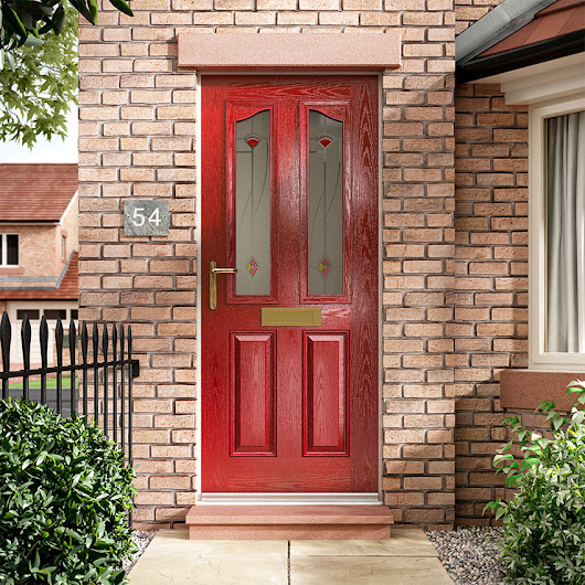 Show your home some love by updating your front door | Jack of Glass
