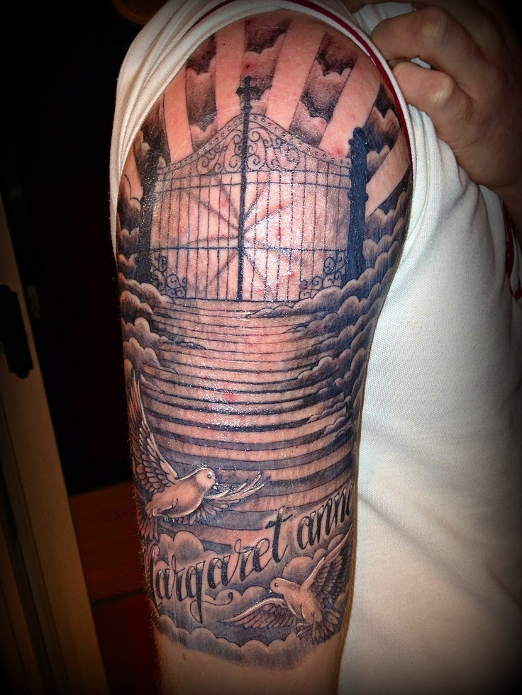 25 Half Sleeve Tattoo Designs For Men Feed Inspiration