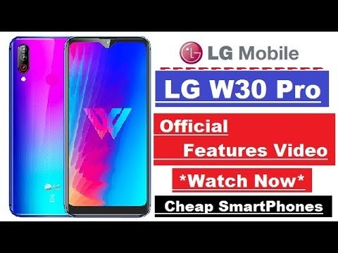 LG W30 Pro | Official Feature Video