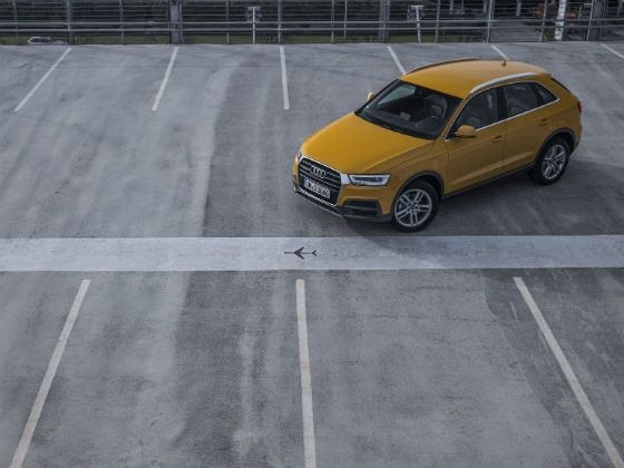 Facelifted 2015 Audi Q3 ride quality and handling is tuned for comfort