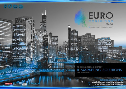 Professional IT Marketing Services - Euro Consulting EMEA