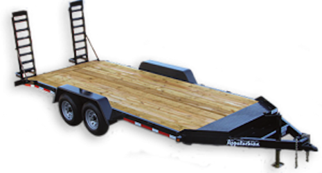 Standard Duty Equipment Trailers For Sale By Appalachian