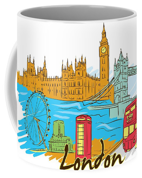 The City Coffee Mug for Sale by Stanley Mathis