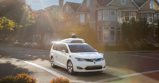 From Alphabet to Google, here's all you need to know about Waymo's self-driving car