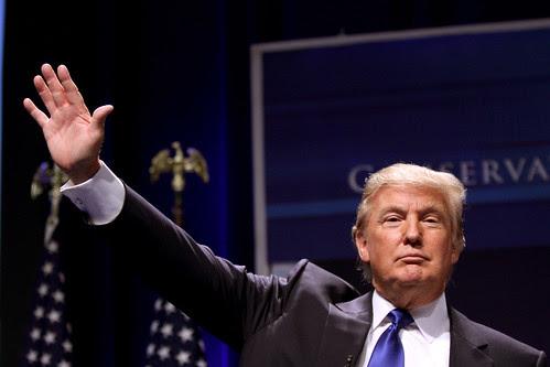le milliardaire de l'immobilier: Donald Trump