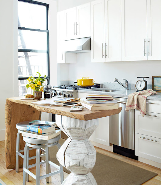 Kitchen Island Design Ideas - PRE-TEND Be curious.