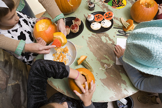 17 Fun Halloween Party Games for Kids