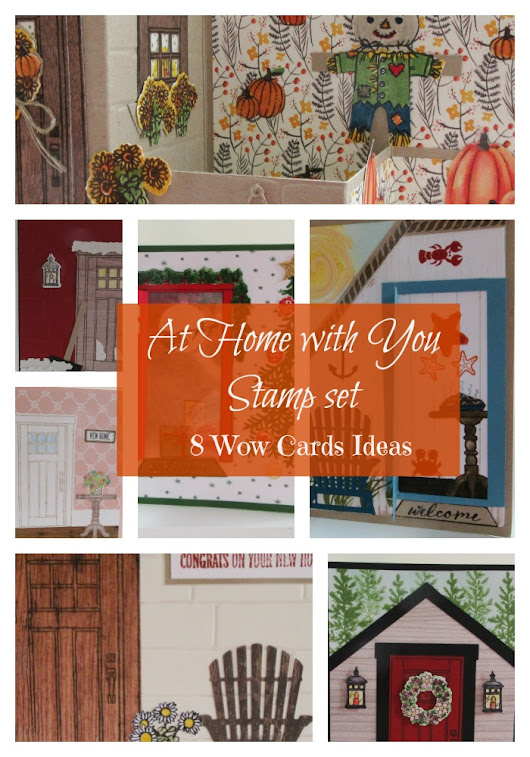 Love the At Home with You Stamp set?