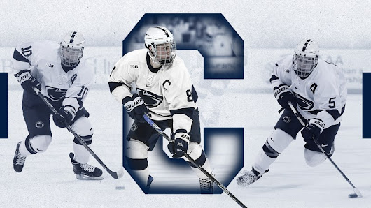 Berger Named 2018-19 Penn State Hockey Captain, Kerr and Biro to Serve as Alternates - Penn State University