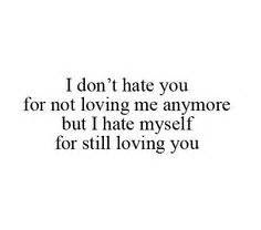 Hate Myself Hurting You Quotes