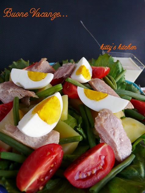salade niçoise verticale