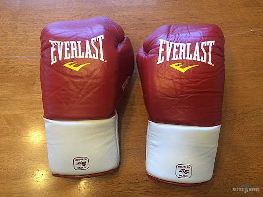 Everlast MX Professional Boxing Gloves Review