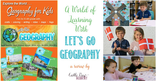 A World of Learning With Let's Go Geography - Castle View Academy