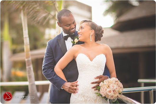 TeamDWP Studios By Dwayne Watkins | Laytoya + Andre {Married}
