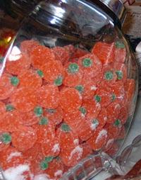 pumpkin jellies