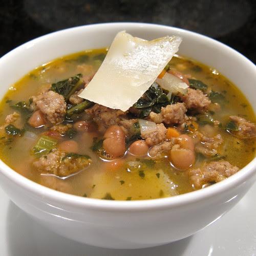 Sausage & Bean Soup
