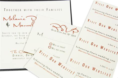 How To Design & Print Favor Tags, Business Cards