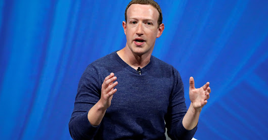 Facebook Heads For Biggest One-Day Wipeout In U.S. Stock Market History | HuffPost