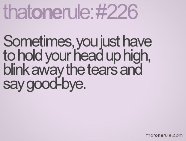 Quotes About Head Up High 31 Quotes
