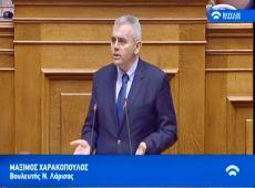 """Μ.Χαρακόπουλος προς υπ. Αγροτικής Ανάπτυξης: """"Θα επιληφθεί ο ΕΛΓΑ της καρπόπτωσης στα αμύγδαλα;"""""""
