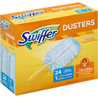 Swiffer Dusters Refills with Handle - 24 count