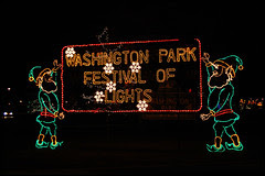 Michigan City Festival of Lights