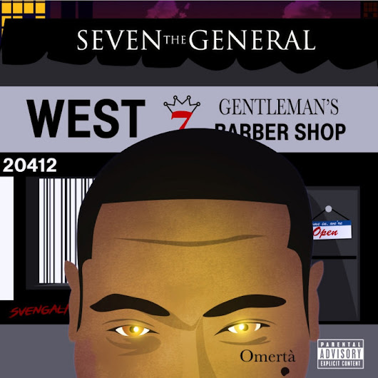 Svengali LP, by Seven the General