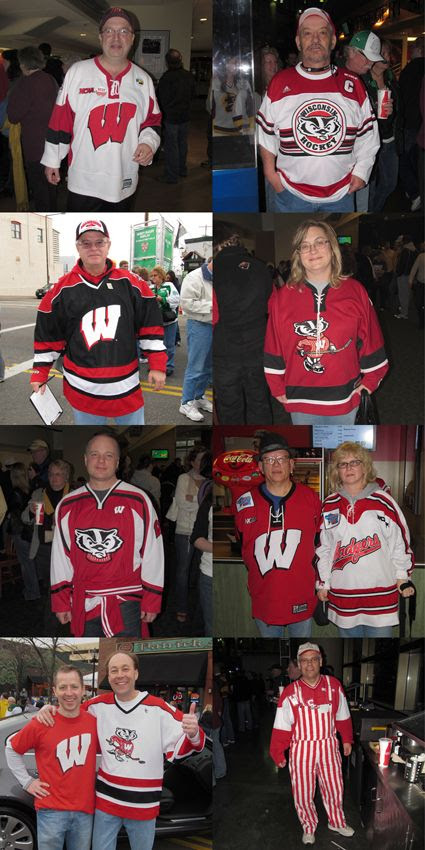 Wisconsin Fashion jerseys