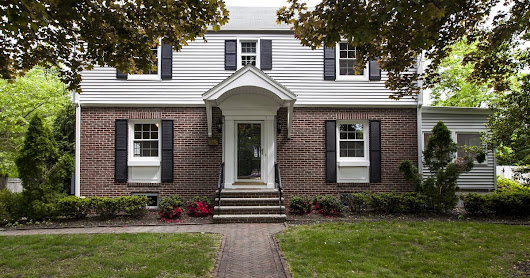 Beautiful Center Hall Colonial - 56 Silverbrook Rd, Shrewsbury, New Jersey