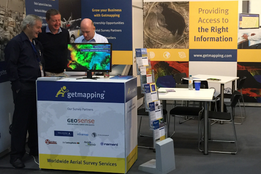 INTERGEO 2016 Report Part 1: The Aerial Survey Industry is Tough | Getmapping