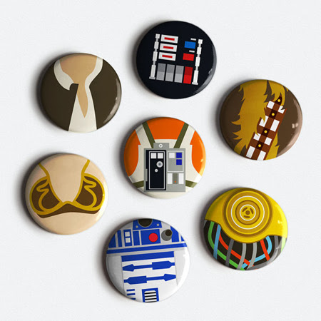 Star Wars Etsy Items $15 & Under | Anakin And His Angel