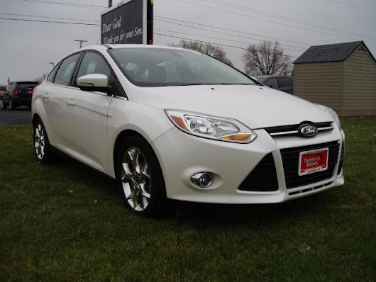 Used 2012 Ford Focus for Sale in Sandusky OH 44870 Deiderick Motors