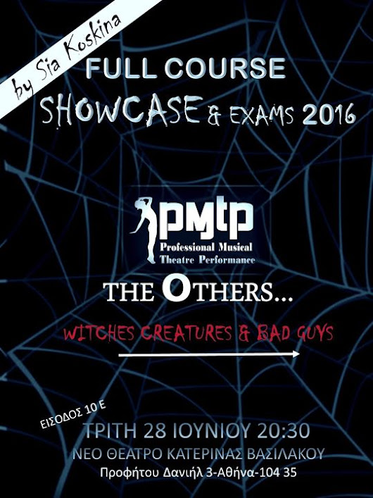 Pmtp Full Showcase & Exams 2016-The Others