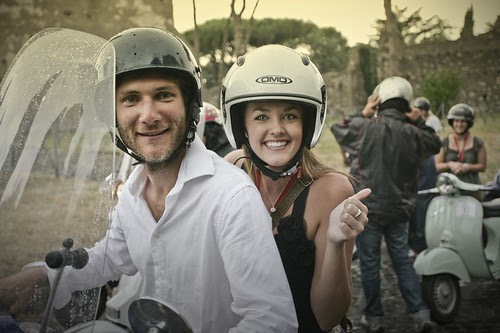 Vespa Tours of Rome by Dearoma Tour