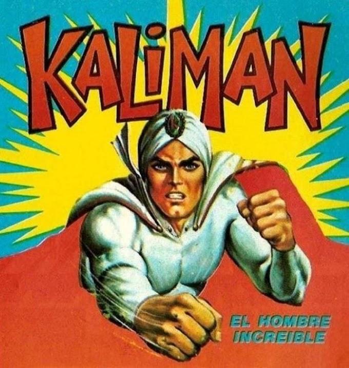 Regresa 'Kalimán, el hombre increíble', ahora en Radio Nacional y RTVCPlay