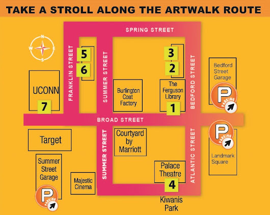 ARTWALK 2017 | Stamford Downtown - This is the place!