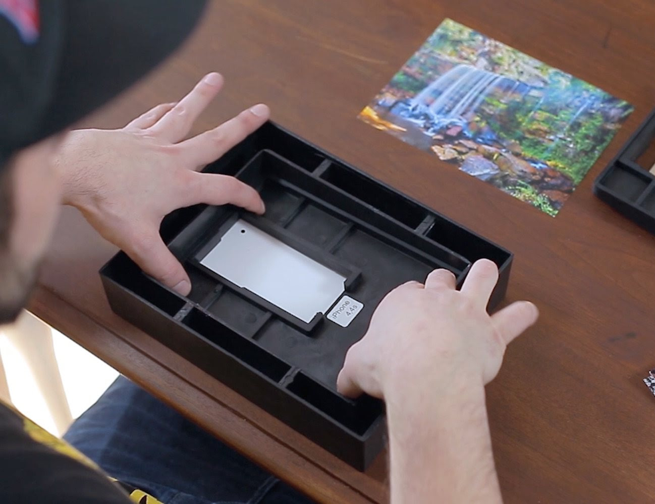 Spyframe: Turn Your iPhone Into A Wireless Hidden Camera ...