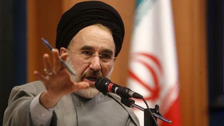 الرئيس الإيراني الأسبق محمد خاتمي. Foto: ISNA