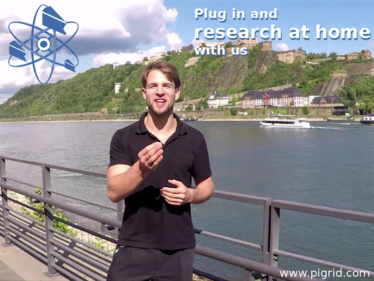 PiGrid - get rewarded for helping research projects at home by Maximilian W. — Kickstarter