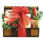 Gift Basket Village DoHoCh 12 in. Down Home Christmas Holiday Gift Basket