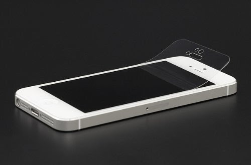 パワーサポート AFPクリスタルフィルム for iPhone5PJK-01