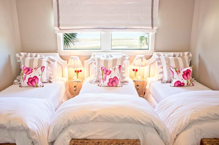 Shared Girl's Room - Transitional - girl's room - Munger Interiors