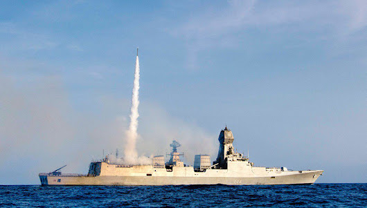 New Orders Expand Indian LRSAM Integration to More Vessels | Defense Update: