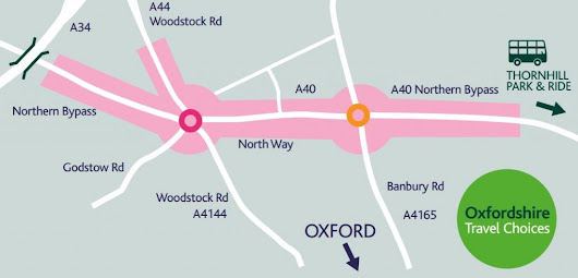 Road Improvements in Oxford - Chancellors