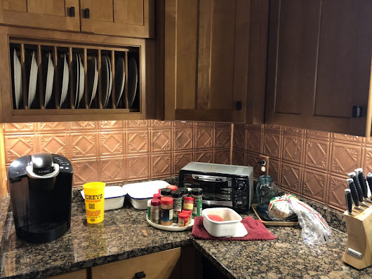 Why I Love My Under Cabinet Lights | A Post By The Electrician's Wife
