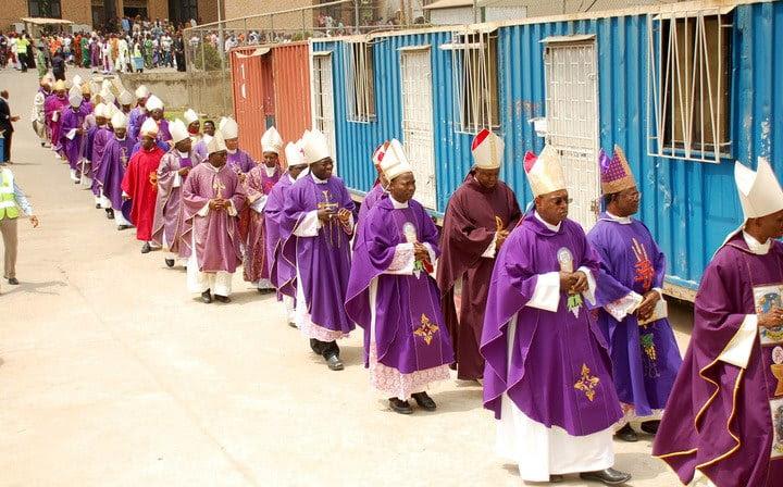 Catholic Bishops of Lagos