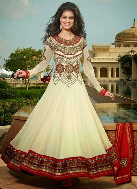 Best Wedding Anarkali Long Dresses Of Beautiful Dress 2013