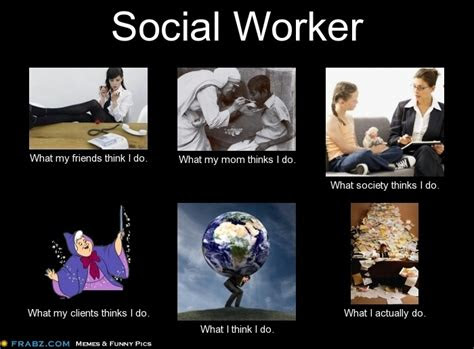 Social Service Worker Quotes